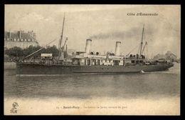 35 - SAINT-MALO - Bateau De Jersey - Saint Malo