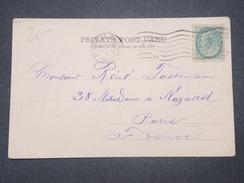 CANADA - Oblitération Mécanique De Montréal Sur Carte Postale Pour La France En 1902 - L 9496 - Briefe U. Dokumente