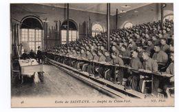 SAINT CYR L'ECOLE (78) - AMPHI DE CHIEN VERT - St. Cyr L'Ecole