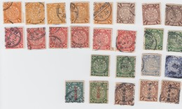 CHINA COLLECTION OLD STAMPS DRAGON  / 7028 - Cina