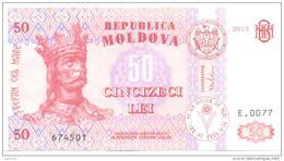 2013, Moldova, 50Leu/2013, UNC - Moldova