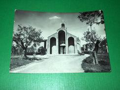 Cartolina Nera Montoro - Chiesa Di San Giovanni 1955 - Terni