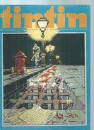 TINTIN ( BELGE )   N° 20   - WILL EISNER -   MAI  1973 - Tintin
