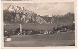 Altmünster Am Traunsee Old Postcard Travelled 1940 B170620 - Altri
