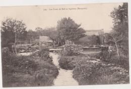 26265 Ponts De Meil Ar Squiriou Brasparts  -Ed Joncour N° 329 Brasparts - Vache - France