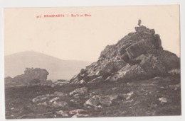 26268  Brasparts Roc'h Ar Bleiz  -Ed Joncour N° 427 Brasparts - Rocher - Autres Communes