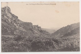 26269  Brasparts Gorge De Rhun-du  -Ed Joncour N° 334 Brasparts - Rocher - Autres Communes