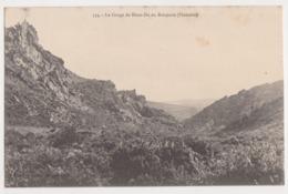 26269  Brasparts Gorge De Rhun-du  -Ed Joncour N° 334 Brasparts - Rocher - France
