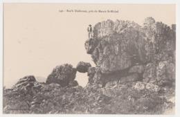 26270 Roc'h Dialhouez Près Marais Saint Michel  -Ed Joncour N° 340 Brasparts - Rocher - France