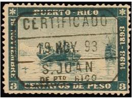 PUERTO RICO: SPANISH DOMINION - Puerto Rico