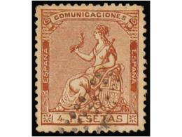 SPAIN: I REPUBLICA 1873-1875 - Spain
