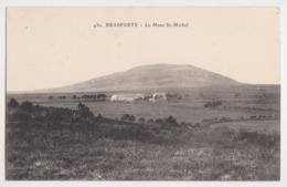 26277 BRASPARTS Mont Saint St Michel -Ed Joncour N° 430 Brasparts - - Autres Communes