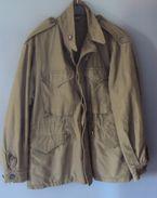 Veste US Jacket, Field M-1943 1er Modèle WW2 - Uniforms