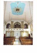 Carte Photo Moderne - Suisse - Estavayer-le-Gibloux - Intérieur église - Nef Tribune Orgues Orgue Orgel - FR Fribourg