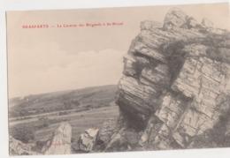26280 BRASPARTS Caverne Brigands à Saint St Rivoal -Ed Joncour N° 405 Brasparts - Roger - Autres Communes