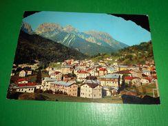 Cartolina Forni Di Sopra - Panorama 1971 - Udine