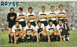 Calcio Squadra Palermo Calcio Da Libricino Cm 7 X Cm 12 1972/1973 Serie A Calendario Calcio (vedi Tutta Scansione) - Calcio