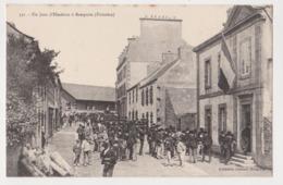 26286 BRASPARTS Jour D'elections -Ed Joncour N° 331 - Brasparts - Mairie - Autres Communes