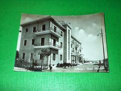 Cartolina Bellaria - Hotel Elizabeth 1957 - Rimini