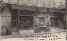 66 - Perpignan - Grands Magasins Feixas, Bijouterie Horlogerie A La Rose D'Or, 11 Rue Maréchal Foch - Perpignan