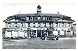 AA113 - BADEN - HOTEL FREIHOF - AG Argovie