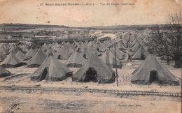 ¤¤   -  19   -   SAINT-AIGNAN-NOYER   -  Vue Du Camp Américain   -  ¤¤ - Saint Aignan