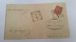 1395 B - 1894 LETTERA DA  CASTEL DEL PIANO (GR) A ARCIDOSSO (GR) - 1878-00 Umberto I