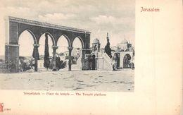 ¤¤  -  ISRAEL   -  JERUSALEM   -  Place Du Temple   -  ¤¤ - Israel
