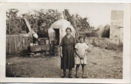 PHOTO - ANCIEN PUITS - Lieu à Identifier - Trés Original - - Lieux