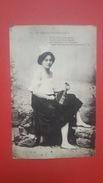 """Chanson, Chanteuse, """"La Cigale Provinçale"""", 1918, (L. A.) - Singers & Musicians"""