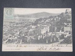 GIBRALTAR - Carte Postale En 1904 Pour La France - L 9526 - Gibraltar