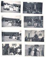 8 Photos Soldats Maroc, Père Cent, ... - Guerre, Militaire