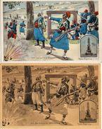 Combat Les Turcs à Wissembourg Weissenburg (fréderic Regamey) - Other Wars
