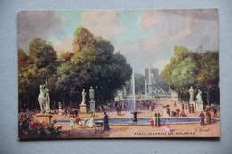 PARIS, Le Jardin Des Tuileries (N.Béraud) - Parques, Jardines