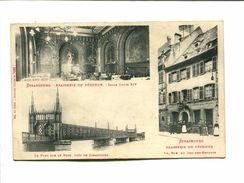 CP - STRASBOURG (67) BRASSERIE DU PECHEUR SALLE LOUIS XIV - Strasbourg