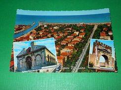 Cartolina Rimini - Panorama 1960 - Rimini