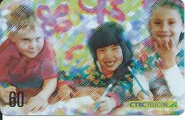 Jeu Dessin D'enfant -  Télécarte Brésil Phonecard (S. 195) - Jeux