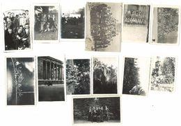 13 Photos Retraites Religieuses, Patronages, Lyon, Urbise, Pic De Rochefort, Vienne, Chénelette, La Rivette, ... Rhône - Lieux