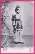 1214 - ASIE VIET - NAM - TONKIN - YUNNAM - Femme POULA En Costume De Fête - Vietnam