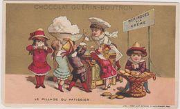 Chromo Guerin-boutron  Le Pillage Du Patissier - Guerin Boutron