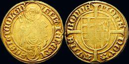 [DO] GERMANIA (BONN) - Ermann IV Von Hessen (1480-1508) GOLDGULDEN O.j (Oro / Gold /Or) - Pièces De Monnaie D'or