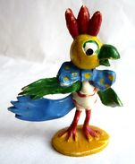 Rare Figurine JIM PIPLETTE  ORTF 1966 - KIRI LE CLOWN (2) - Figurines