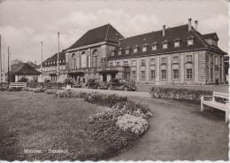 Weimar Railway Station Gare Bahnhof Used - Bahnhöfe Ohne Züge