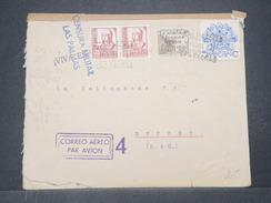 ESPAGNE - Enveloppe De Las Palmas Pour La France En 1937 Avec Censure De Las Palmas - L 9547 - Republikanische Zensur
