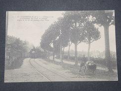 FRANCE - La Clayette , Passage Du Train , Cp écrite Au Verso - L 9550 - France