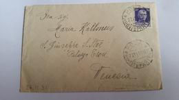 1424 B - 1931 LETTERA DA POLA PER VENEZIA - Storia Postale