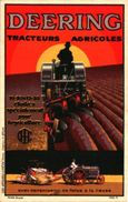 Publicité Tracteurs Agricoles Deering - Pubblicitari