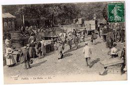 191 - PARIS - Les Halles - District 01