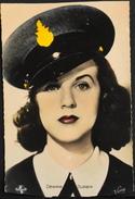 CP. - Deanna Durbin, Née Edna Mae Durbin, Est Une Actrice Et Une Chanteuse Canadienne-américaine Née Le 4 Décembre 1921 - Acteurs
