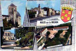 76 MAUZE SUR LE MIGNON - Mauze Sur Le Mignon